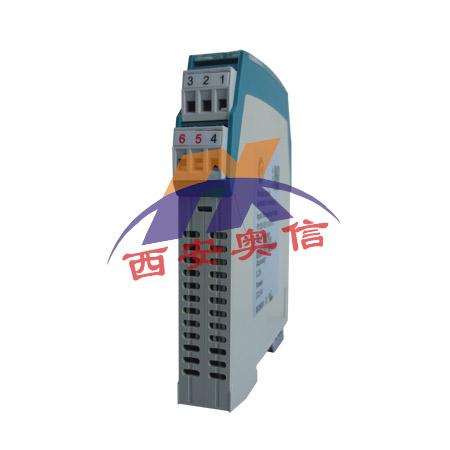 NHR-X32导轨式智能温度变送器 NHR-X32虹润温度隔离器