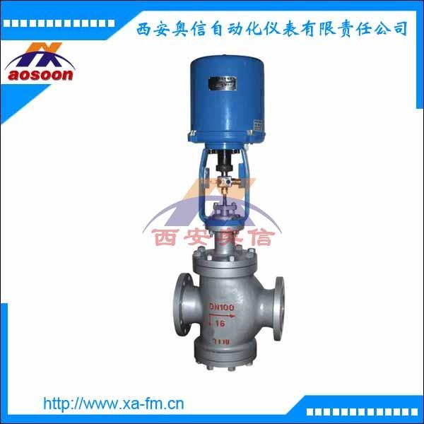 ZDLN-16 ZDLN电子式调节阀 电动双座调节阀