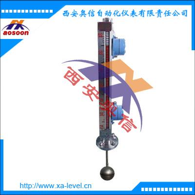 磁性液位计 UHZ-528顶装磁翻板液位计