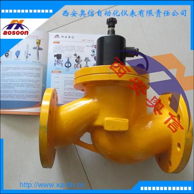 ZCM液压电磁阀 ZCM-100天然气电磁阀