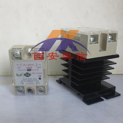 NHR-SSR系列固态继电器 福建虹润继电器参数