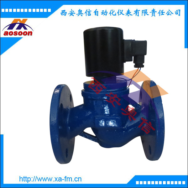 ZCLF铸钢电磁阀 ZCLF-25电磁阀