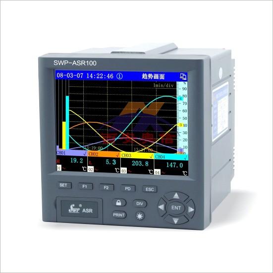 昌晖SWP-ASR100系列无纸记录仪 昌晖智能记录仪SWP-ASR106