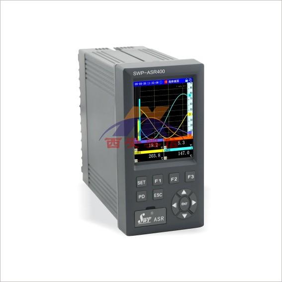 昌晖记录仪SWP-ASR400系列无纸记录仪香港昌晖 SWP-ASR412