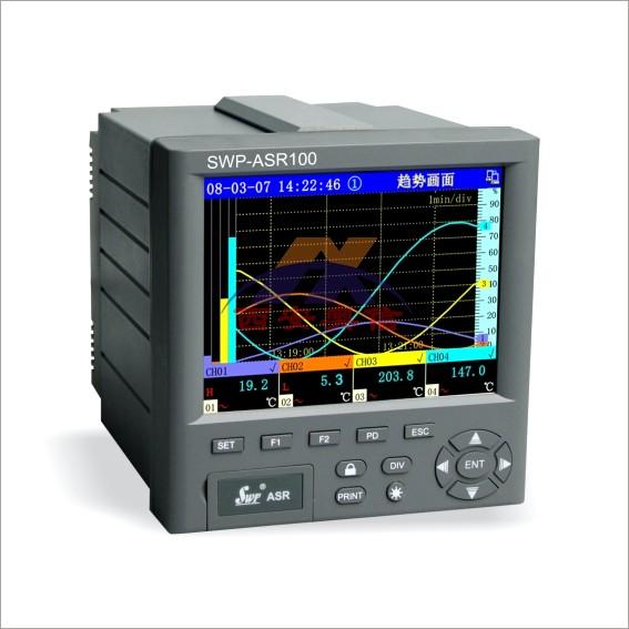 SWP-ASR100系列无纸记录仪 昌晖智能记录仪