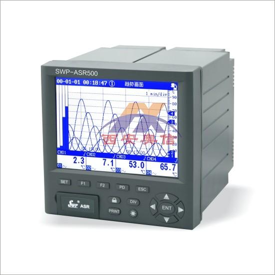 SWP-ASR500系列无纸记录仪 香港昌晖无纸记录仪