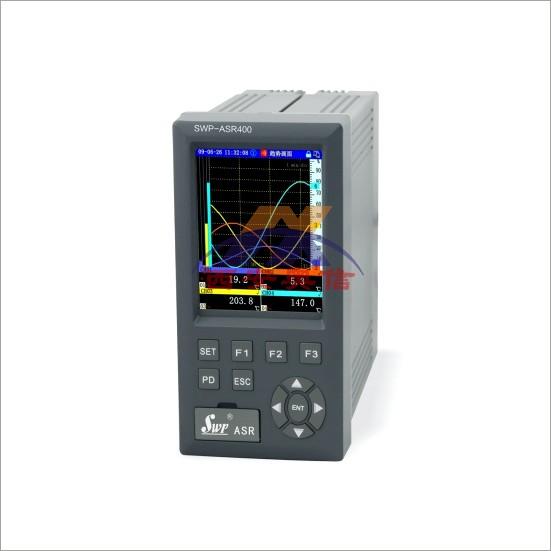 SWP-ASR400系列无纸记录仪 香港昌晖彩色无纸记录仪