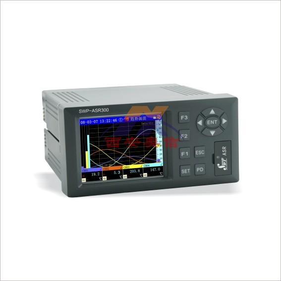 SWP-ASR300系列无纸记录仪 昌晖彩色无纸记录仪