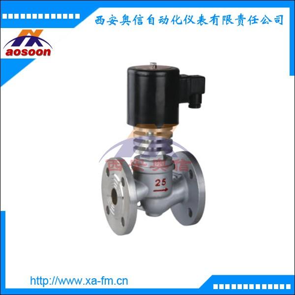 ZCGL-300 大口径不锈钢电磁阀 耐腐电磁阀