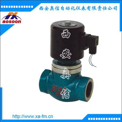 ZQDF-2 饱和蒸汽电磁阀 180℃高温电磁阀