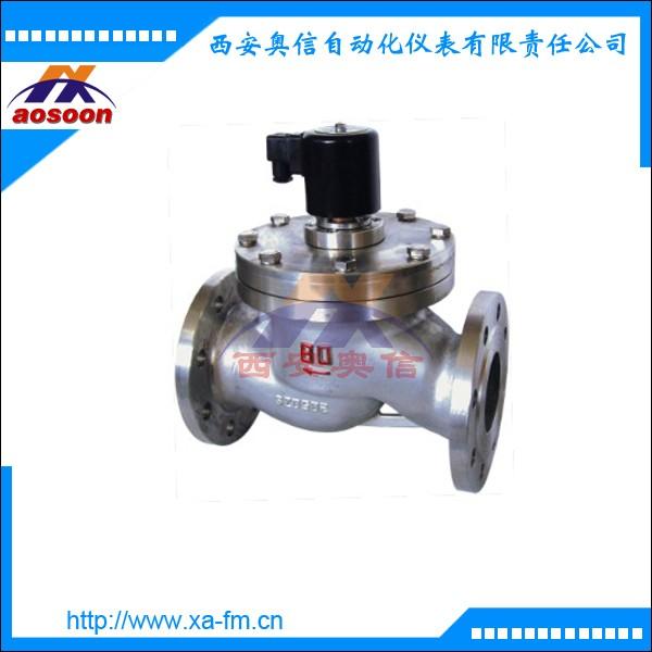 ZCZP-100 蒸汽电磁阀 高温电磁阀 气体电磁阀