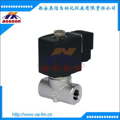 BZCA-6 小口径隔爆电磁阀 螺纹防爆电磁阀