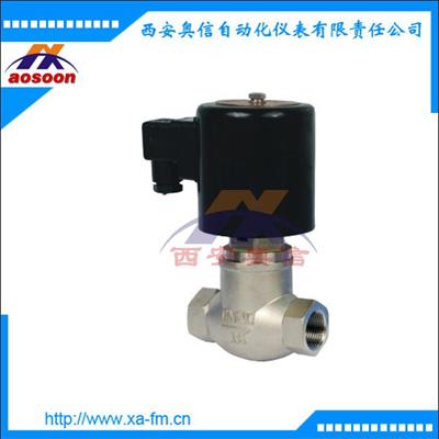 BZQDF-2 220℃高温电磁阀 防爆高温电磁阀