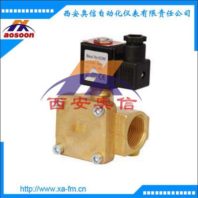 ZDF-50 膜片电磁阀 隔膜电磁阀 黄铜电磁阀
