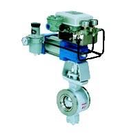 RZSSV气动V型活塞式调节球阀(简称调节球阀)