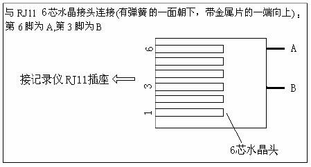 rs485通讯接线图