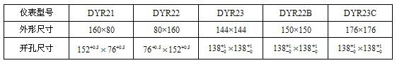 DYR-23大容量无纸记录仪