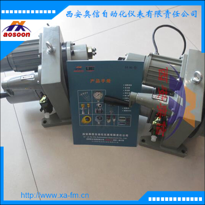 ZKJ-510电动执行器 DKJ-5100角行程电动执行机构