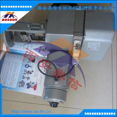 DKZ-3100M电动执行器 ZKZ-3100直行程电动执行器
