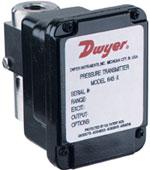 Dwyer 645系列 湿/湿差压变送器