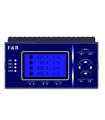 XMJRY5000系列智能多通道液晶显示流量积算无纸记录仪