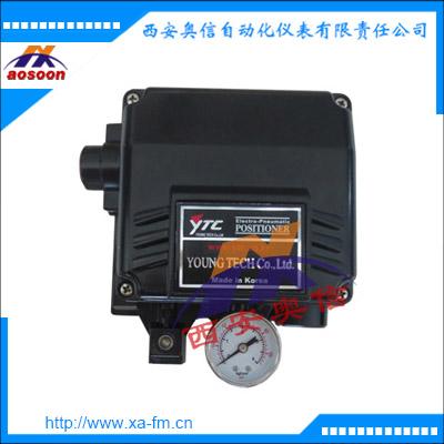 YT-1000L PTM阀门定位器带反馈 YT-1000L电气阀门定位器