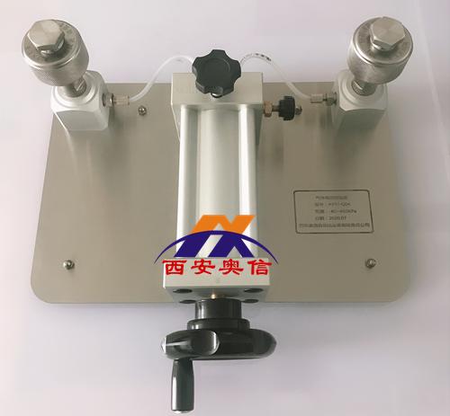 AXYJ-Q04气体压力校验台 AXYJ-Q1微压气体压力校验台