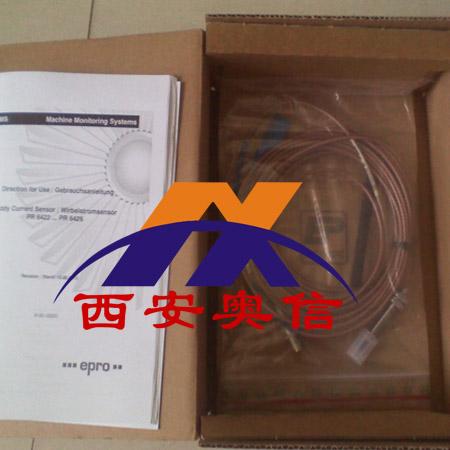 PR6423位移传感器 PR6423/010-000轴向振动传感器