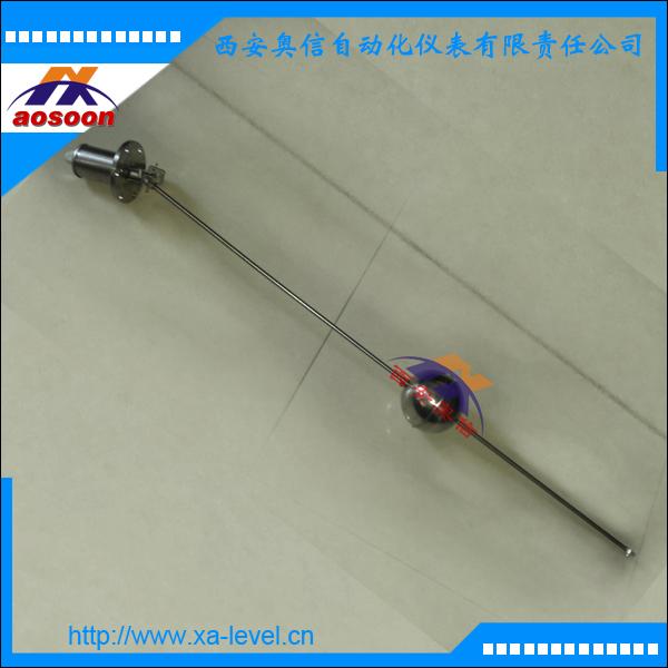 UQK-03顶装浮球液位开关 不锈钢压力开关