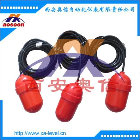 CS1-RC-15电缆浮球液位控制器 CS1-RC-05污水浮球液位开关