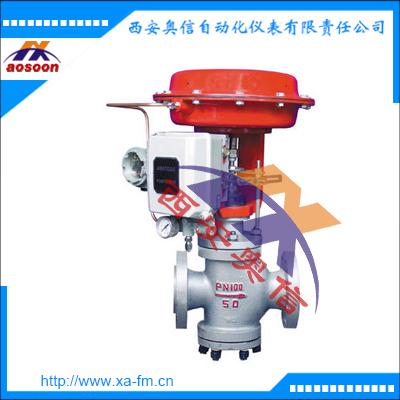 气动薄膜三通调节阀 ZMAQ-16气动调节阀